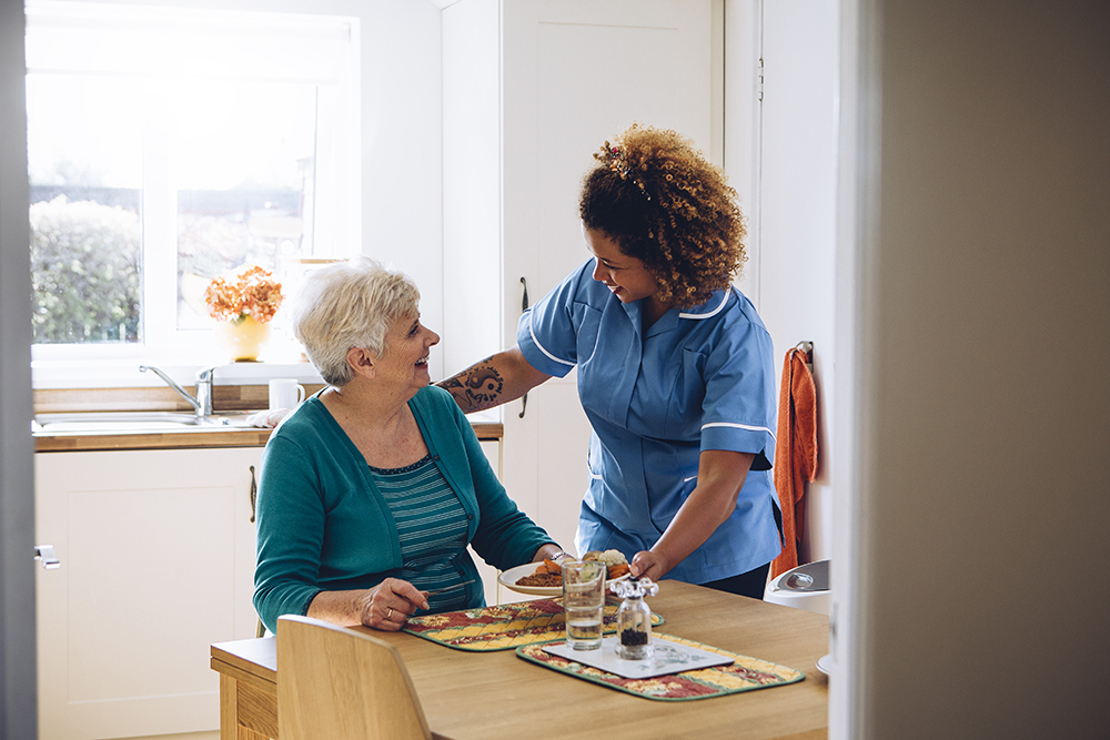 Medicaid Home-Based Care Can Be Overrated