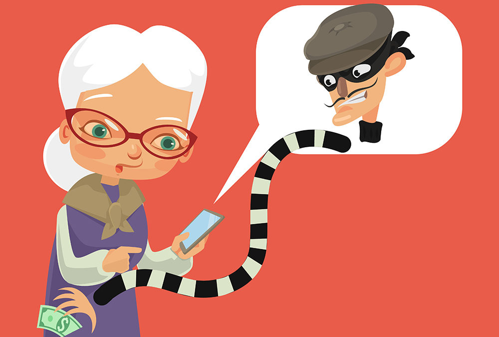 How to Protect Seniors from Identity Theft